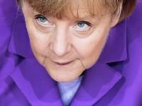 Протестен митинг в Берлин срещу политиката на канцлера Ангела Меркел