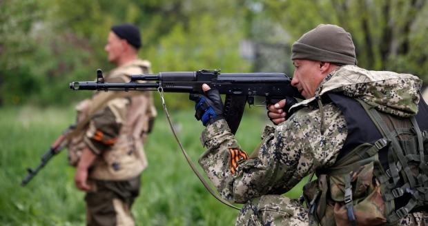 Опълченците успешно контраатакуват до Донецк