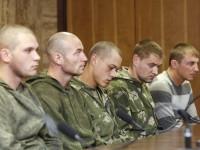 Задържаните руски десантчици се върнаха в Русия
