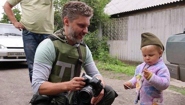 """Журналист от """"Россия сегодня"""" задържан в Украйна"""