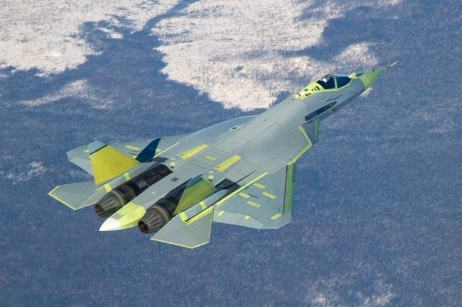 Изтребители 5-то поколение ще попълнят ВВС на Русия