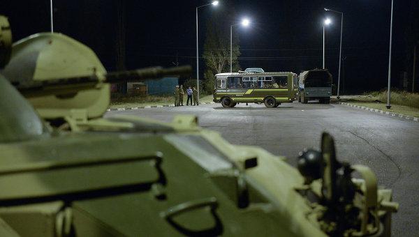 Украинската армия атакува своите военни, връщащи се от Русия