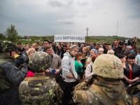 Украинската армия се крие зад жив щит от мирно население