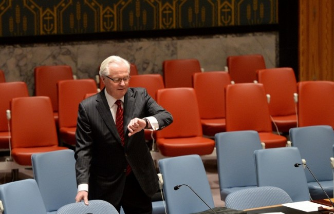 Чуркин: Киев трябва да представи записите на диспечерите, насочили Боинга в зоната на конфликта