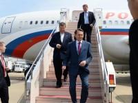 Швейцария отмени визитата на Наришкин