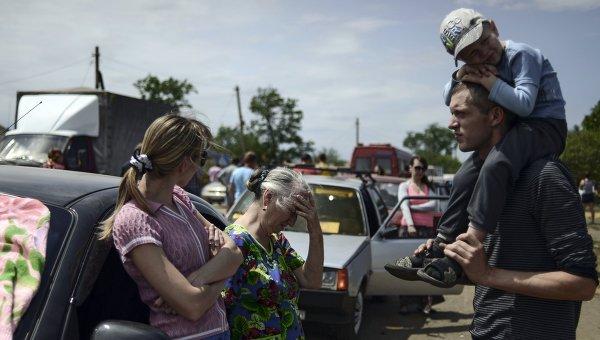 ООН: 730 хил. души са потърсили убежище в Русия заради конфликта в Югоизточна Украйна