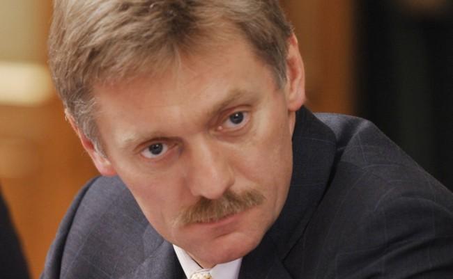 Песков коментира резултатите от срещата на Путин и Кери
