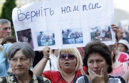 Украинските военни понасят огромни загуби в Източна Украйна