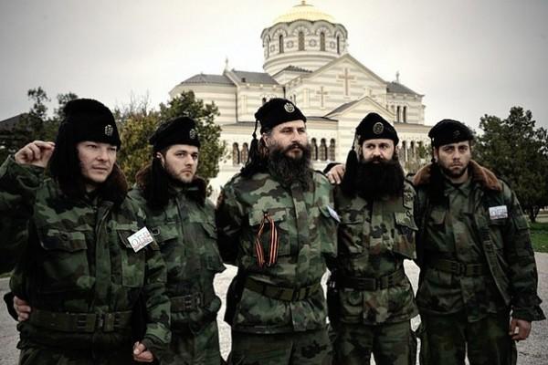 Сръбските доброволци в Източна Украйна унищожиха техника на украинската армия в ДНР