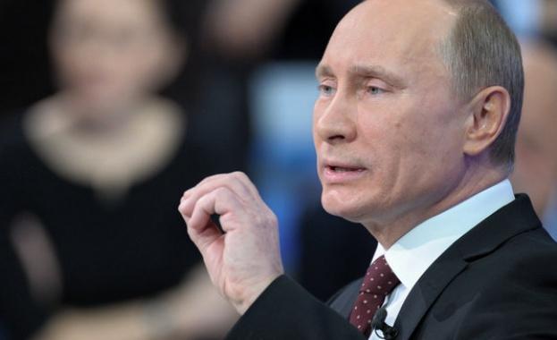 Путин: Русия иска засилване на сътрудничеството с ЕС