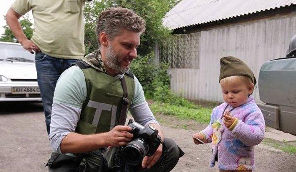 Украйна в обектива на пленен фотокореспондент (ФОТО)