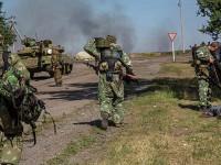 Армията на Новорусия освобождава териториите на ДНР и ЛНР