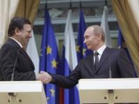 Барозу и Путин проведоха телефонен разговор за Украйна