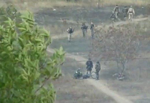 В Мариупол нацгвардейци стреляха по тийнейджъри