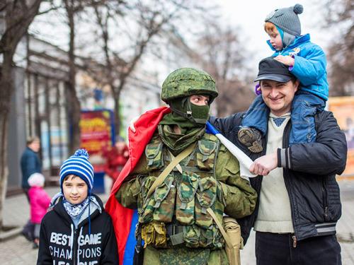 В Русия може да се появи Ден на вежливите хора