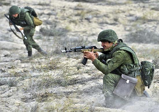 В рамките на ученията руската армия извършва 1000-километров преход