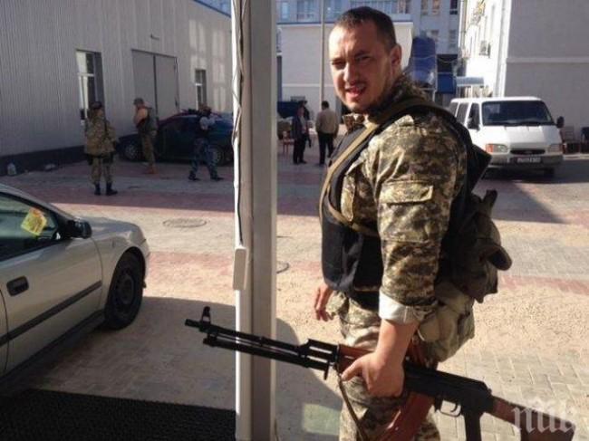 В украинската армия воюват военни от САЩ и европейски страни