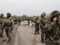 Киев и опълченците договориха примирие