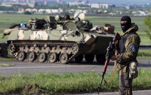 Опълченците освободиха летището в Луганск
