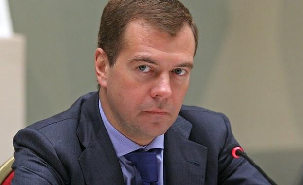 Медведев подписа заповед за въвеждане на мита на украински стоки