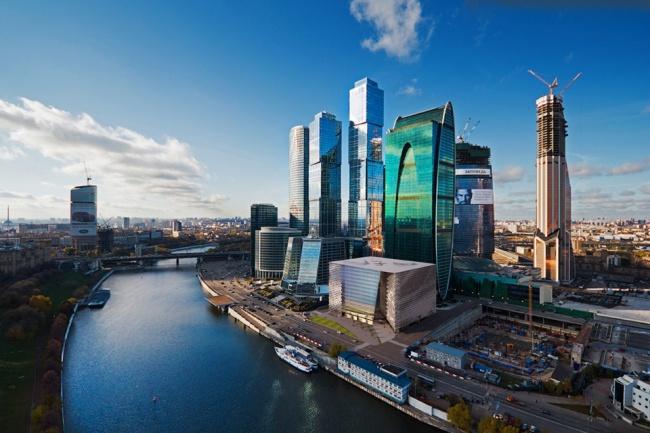 Най-високия небостъргач в Европа е в Русия