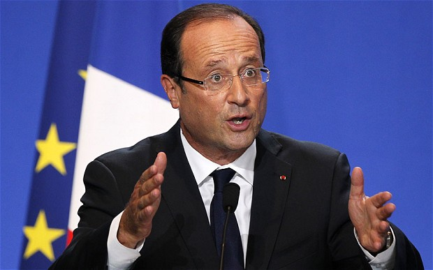 """Оланд: Франция ще изпълни договора за """"Мистрал"""""""