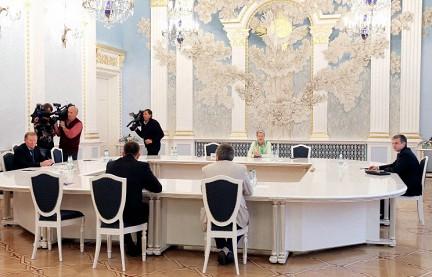 Киев, ДНР и ЛНР подписаха протокол за примирие