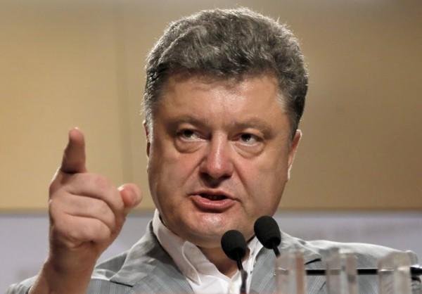 Порошенко обеща да върне Крим без нито един изстрел