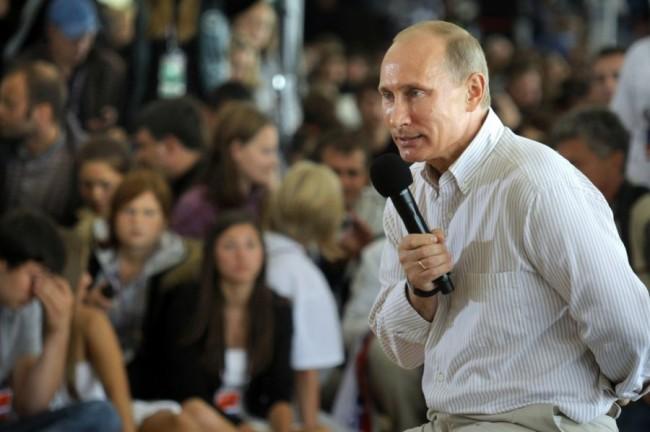 Путин: Русия не иска конфликти, но е готова да отвърне на агресията