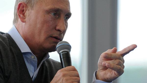 Путин: Русия няма да се намесва в избора на Украйна