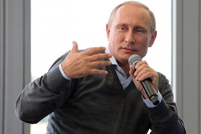 Путин представи мирен план за решаване на кризата в Украйна