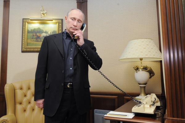 Путин и Бан Ки-мун оцениха положително работата на контактната група в Минск