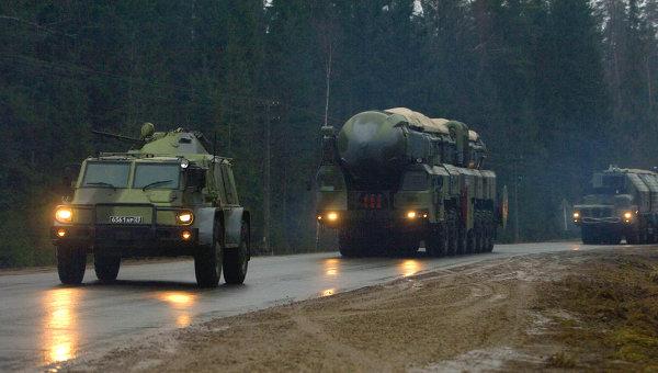 Рогозин: До  2020 г. Русия ще обнови стратегическия си ядрен арсенал