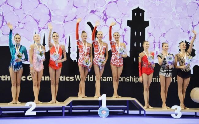 Художествена гимнастика: Рускините станаха първи в Турция