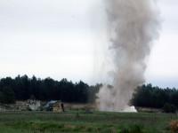 Руски граничар загина при взрив на браздата