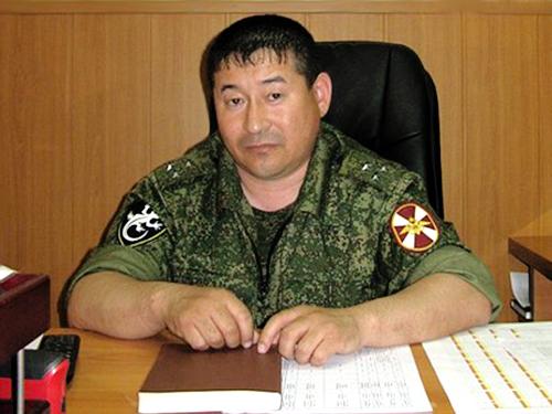Руски офицер закри граната с тялото си и спаси боец