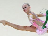 Русия спечели три титли на световното по художествена гимнастика