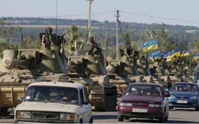 Киев използва примирието в Новорусия за прегрупиране на войските