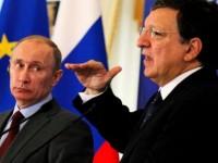 Барозу си призна за точните думи на Путин