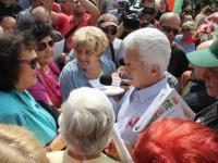 Сидеров: Българският народ не иска да враждува с Русия