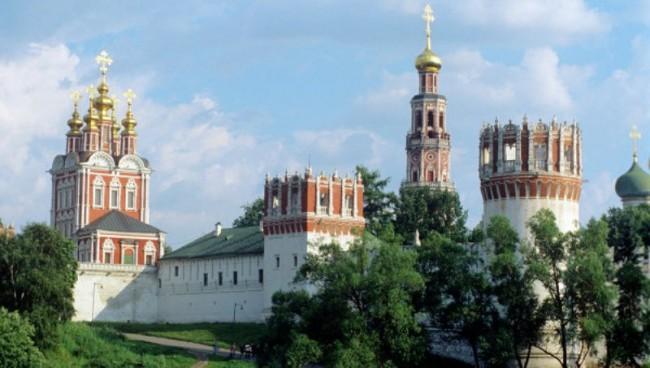 Обекти на световното наследство на ЮНЕСКО в Русия  – Новодевическият манастир в Москва