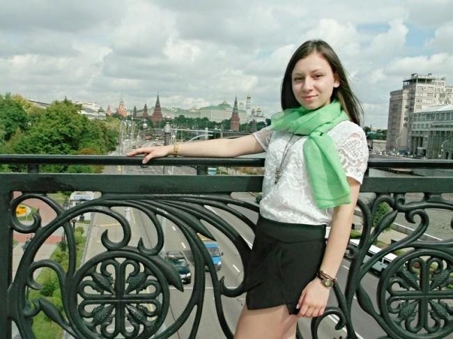 """Моята мечта да посетя Москва стана реалност – Таня Русковска, победител в конкурса """"Не се гаси туй, що не гасне"""""""