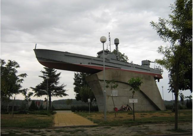 Преди 70 г. на българска земя първи стъпиха моряците – дунайци