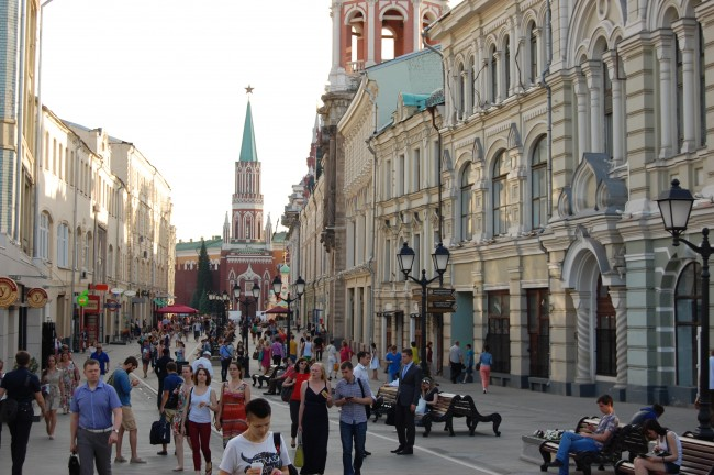 Русия се завръща към старите ценности