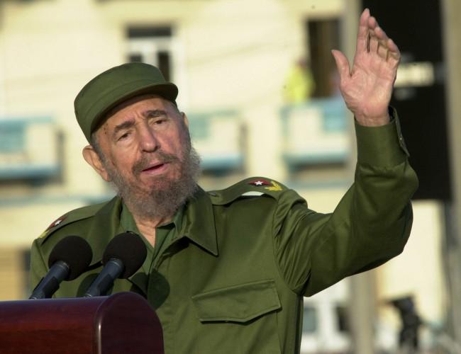 Фидел Кастро сравни страните-членки на НАТО с нацистите