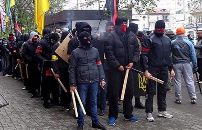 «Десен сектор» обяви война на евреите в Одеса