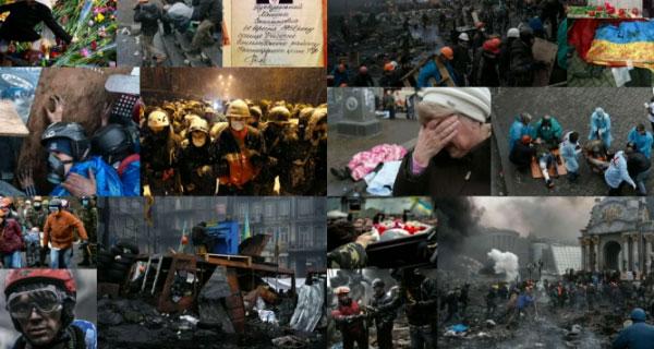 «Касапницата на Майдана» ще се премълчава в Украйна