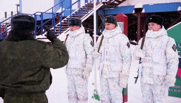 """Арктическото командване """"Север"""" ще бъде създадено до 2017 г."""