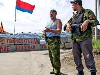 Битката за донецкото летище продължава, Донецк под обстрел
