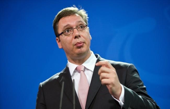 Вучич: Сърбия няма да промени политиката си спрямо Русия заради ЕС